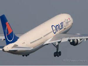 Onur Air'in yeni sahiplerinden biri Dubaili