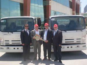 N serisi kamyonlar filolara güç katıyor