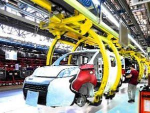 Türkiye'nin otomotiv ihracatı büyüyor