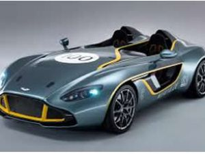 Aston Martin'den 100. yıla özel model