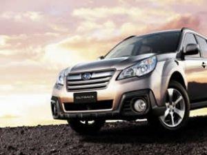 Subaru Outback'e dizel otomatik