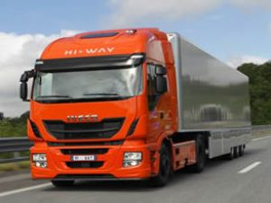 Iveco, yeni Stralis Hi Way'i tanıttı