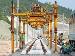 Eskişehir-İstanbul hızlı tren hattı bitti gibi
