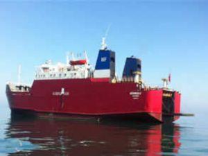 Bandırma Limanı'nda görünmez kaza