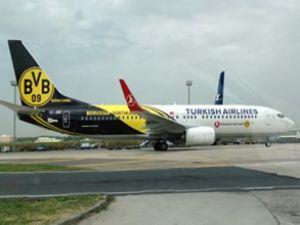 Borussia Dortmund'un renkleriyle uçuyor