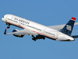 US Airways Shannon, İrlanda'ya uçuyor