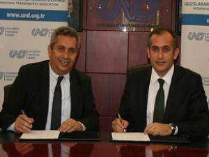 UND'den lojistik lisans eğitimi protokolü