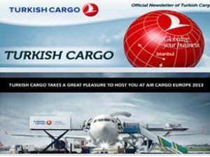 Turkish Cargo, Air Cargo  2013'e katılıyor
