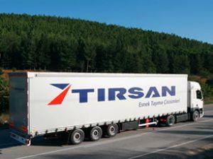 TIRSAN filosu son teknolojiyi kullanıyor