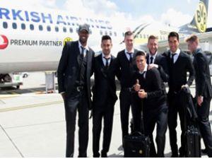 Borussia Dortmund THY ile  finale uçtu