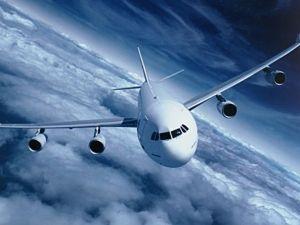 Çek Hükümetine ait uçağın camı patladı