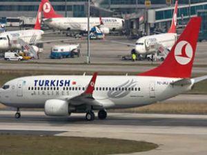 THY Avrupa uçuş rötarı birincisi oldu
