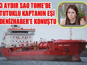 Kaptanın Eşi: Umudum git gide azalıyor