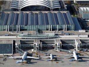 Alman havaalanlarında yolcu sayısı düştü