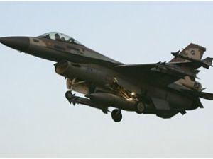İsrail uçağı Bulgaristan'da panik yarattı