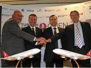 Türk Hava Yolları'ndan bir sponsorluk daha