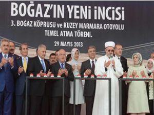 3. köprünün adı: Yavuz Sultan Selim