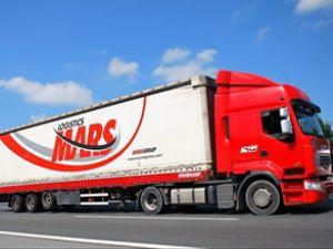 Mars Logistics sürücülerine 'Onur Nişanı'