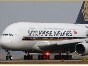 Singapore Airlines'ten 50 uçak siparişi