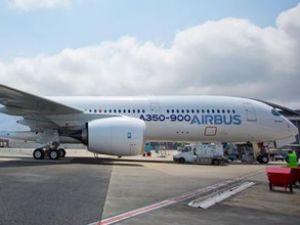 İlk A350 XWB motorları çalıştırıldı