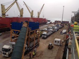 Etis, 1.5 milyon yük taşımayı hedefliyor