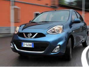 Nissan Micra'ya operasyonla yeni yüz