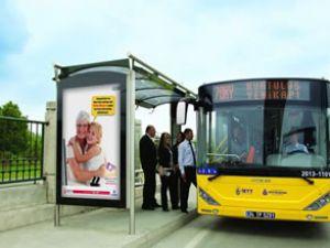 İşine otobüsle git, karbonu 2 ton azalt