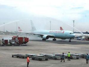 Air Canada'nın İstanbul uçuşları başladı