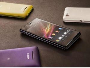 Sony ailesinin yeni üyesi  Xperia M