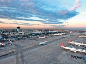 """YSS"" adıyla havaalanı marka başvurusu"