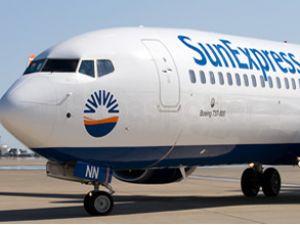 SunExpress Ortadoğu'ya İzmir'den uçacak