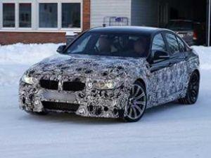Kamuflajlı BMW M3 testte görüntülendi