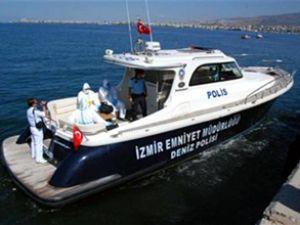 İzmir Limanı'nda 'Halk sağlığı tatbikatı'