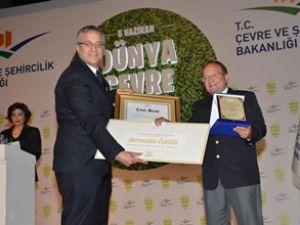 """Otokar """"Türkiye'nin en temiz sanayi tesisi"""""""