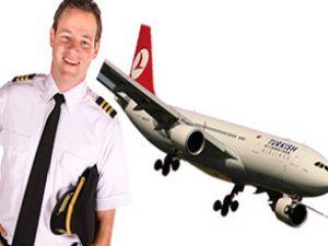 Havacılıkta Türk pilot istihdamı artırılacak
