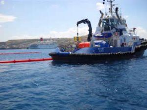 UZMAR'dan deniz kirliliği tatbikatı