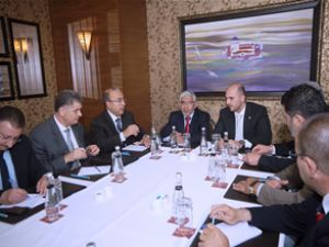 GİSBİR ve İDO, Mısırlı Bakanı ağırladı