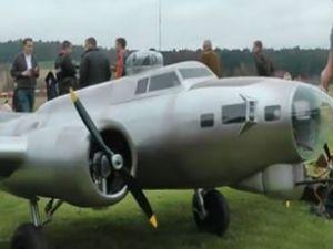 Boeing B-17RC'nın birebir modeli yapıldı