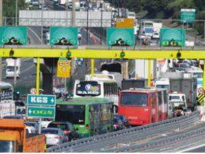 Köprü ve otoyollardan 317 milyon TL gelir