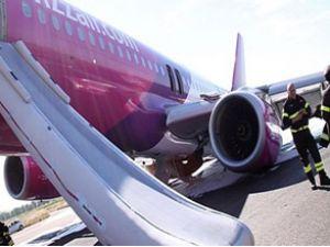 Wizz Air'in pilotu kahraman ilan edildi