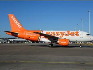Temmuz'da 6 milyon yolcu easyJet 'i seçti