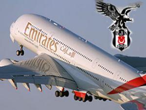 Beşiktaş, Emirates ile prensipte anlaştı