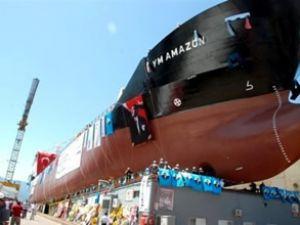 Marmara Tersanesi 20. gemiyi suya indirdi
