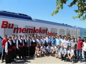 Gençlik Treni Balkan turu yapacak