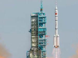 Çin'in uzay aracı başarılı şekilde fırlatıldı