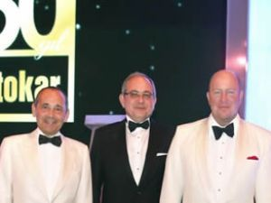 Otokar, 50. yılını organizasyonla kutladı