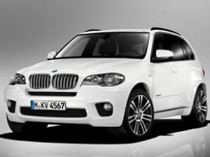 BMW X5 M Sport ortaya çıkıyor