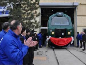 Asırlık TÜLOMSAŞ Eskişehir'in lokomotifi