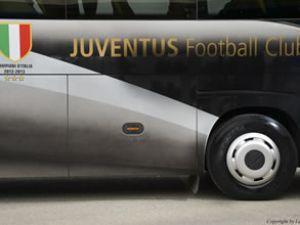 Juventus, Goodyear Marathon Coach'u tercih etti