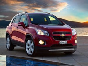 Chevrolet Trax'ın satış fiyatları açıklandı